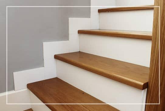 si a ti tambin te gustara tener unas escaleras as no lo dudes ponte en contacto con muebles mudeval estamos en valverde del camino huelva