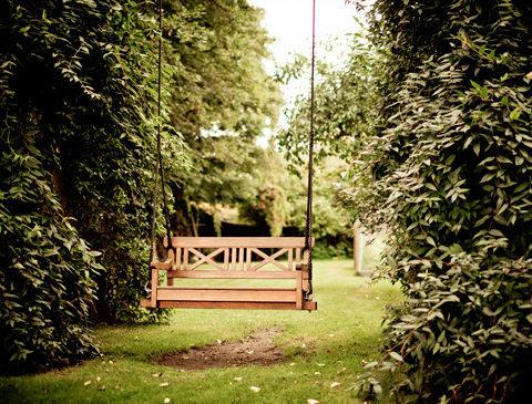 muebles a medida en tu jardín