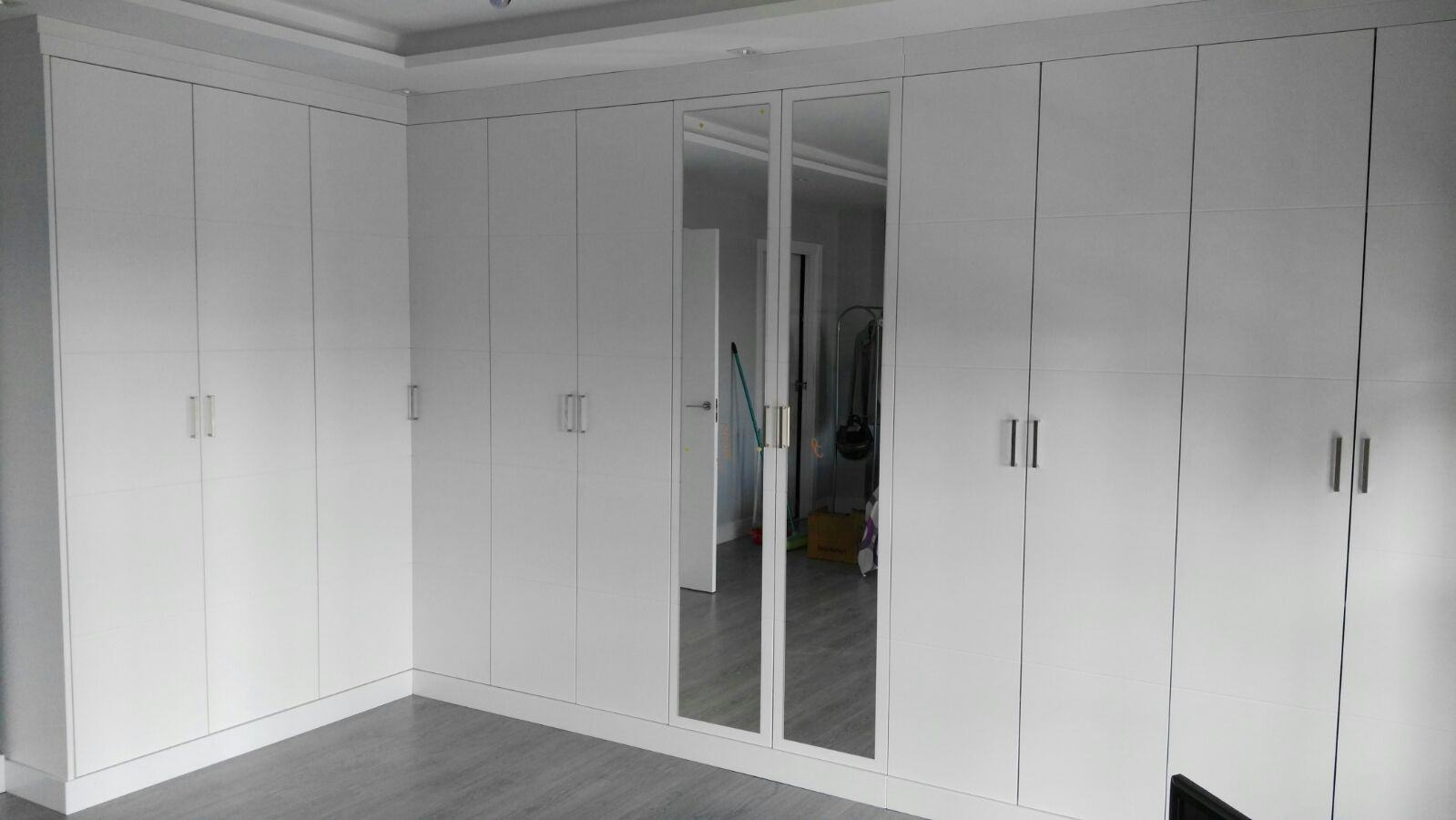 Armarios para dormitorios a medida muebles mudeval - Armarios de dormitorio merkamueble ...