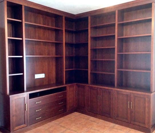 Muebles a medida para el salón