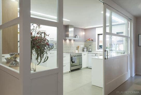 La puerta de tu cocina