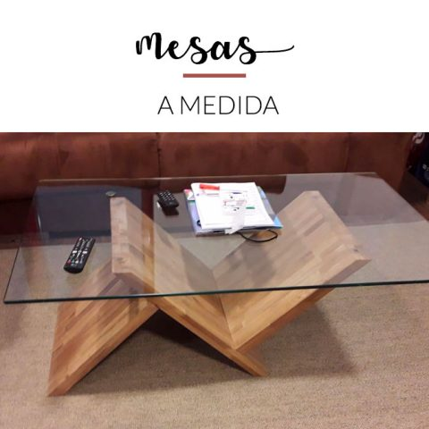 mesas salón
