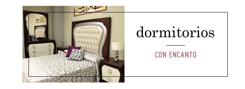 Dormitorios | Muebles Mudeval