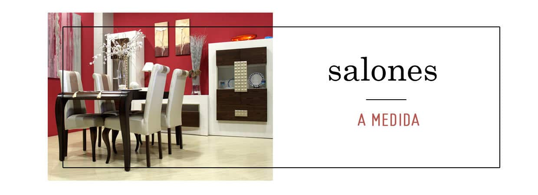 Salones | Muebles Mudeval