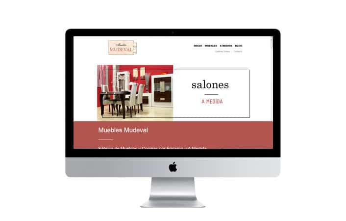 esternamos página web | muebles mudeval